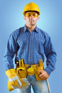 white_handyman_bluebackground_glovesandtoolbelt