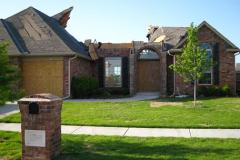 online house tornado