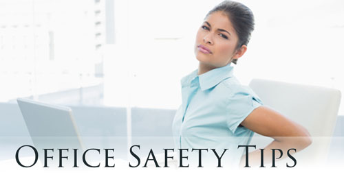 Office Safety Tips | Merchants Insurance Group - Earning
