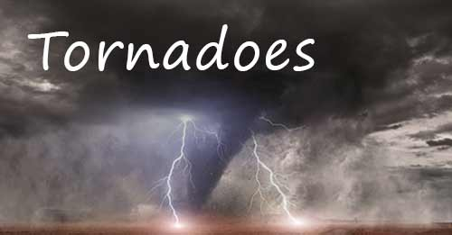 Spring Weather Safety: Tornadoes, Before and During the ...