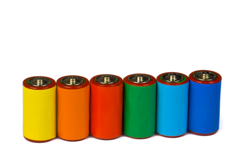 color-batteries